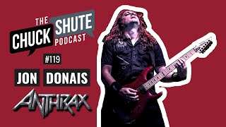 Jon Donais (Anthrax & Shadows Fall guitarist)