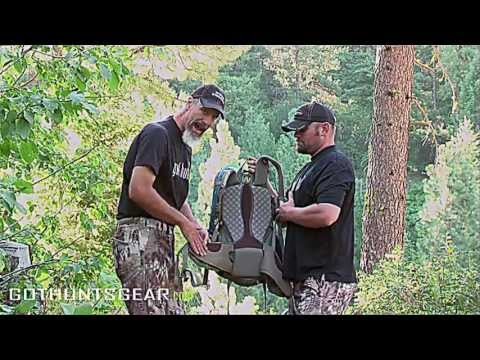 Tenzing 2220 Hunting Pack Review