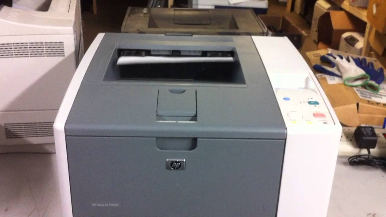 HP LASERJET 3005D PRINTER DRIVER DOWNLOAD