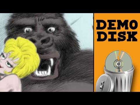 KING DONG - Demo Disk Gameplay