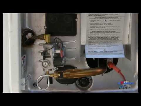 Rv Hot Water Heater Maintenance Large How To Video