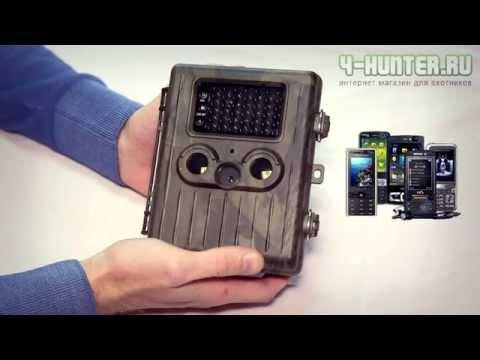 "Фотоловушка ""Сокол"" ММS 3G (Обзор от 4-hunter)"