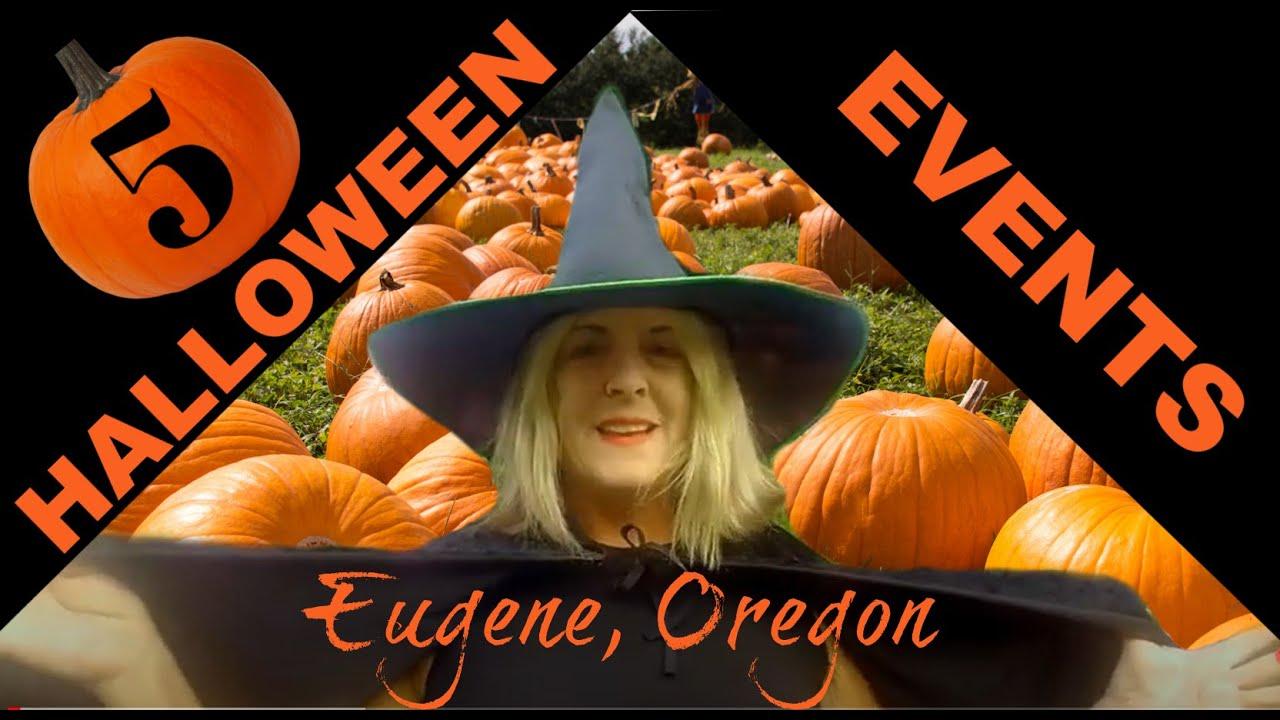 Eugene Oregon Halloween 2020 Happy Halloween Events 2020 Eugene, Oregon   YouTube