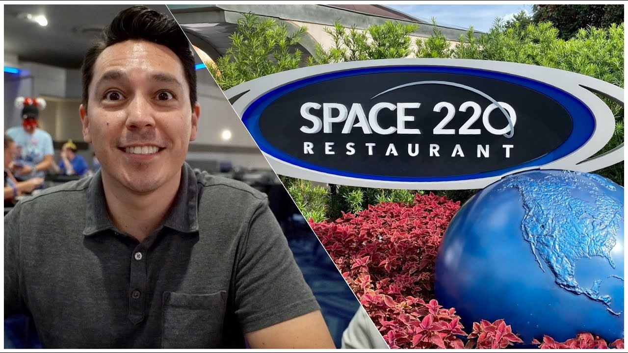 Download Dining In Space!   Dinner At Space 220 in EPCOT   Walt Disney World
