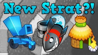 Trying CRAZY NEW STRAT?! (Bloons TD Battles)