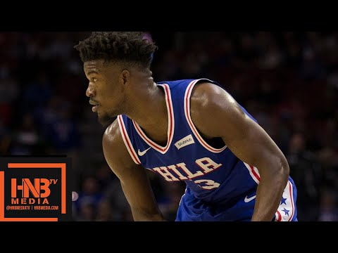 Philadelphia Sixers vs Phoenix Suns Full Game Highlights | 11.19.2018, NBA Season