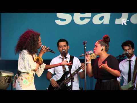 Giovanca covert Minnie Ripertons 'Les Fleur' op NSJ