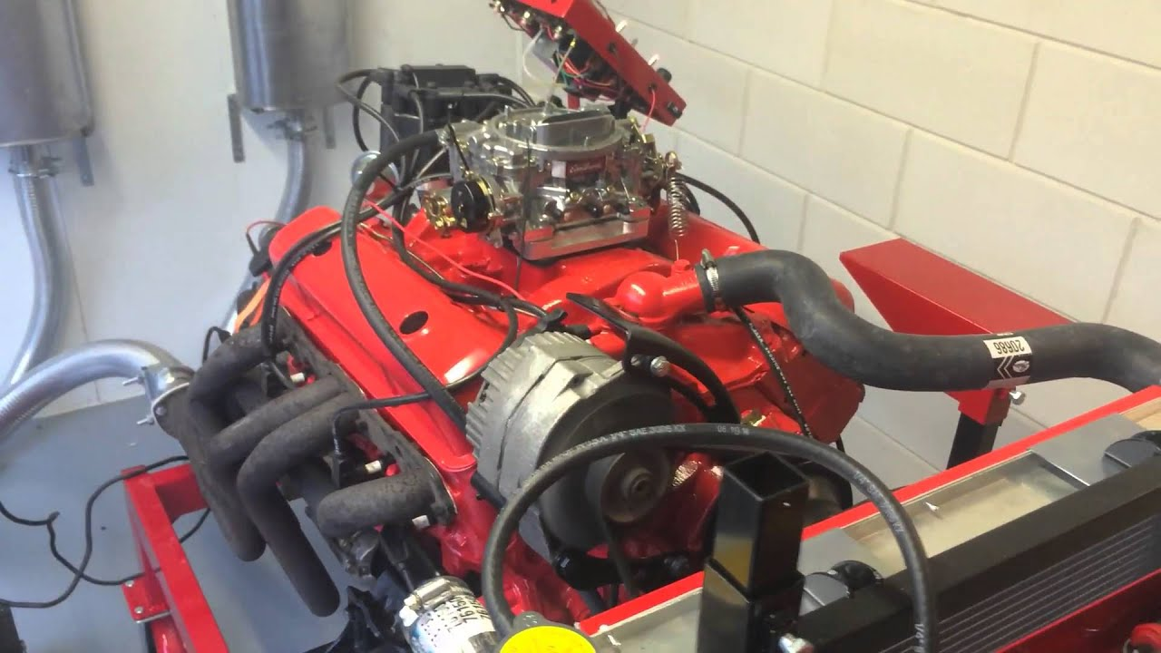 PTTM Muscle car performance - Engines