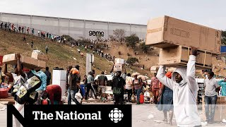 Riots, looting in South Africa after Jacob Zuma jailed
