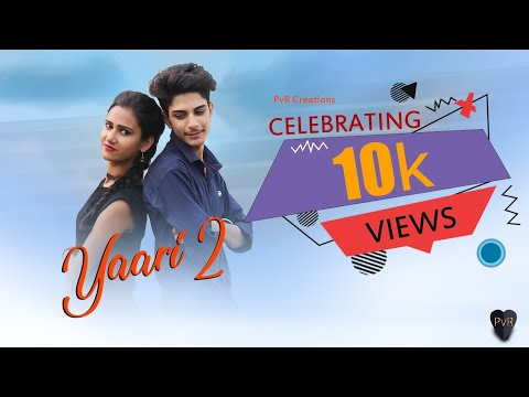 yaari-2-(hd-video)-:-nikk-ft-avneet-kaur-|yaari-lyrics-|-pvr-creations