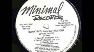 Blind Truth - Love Is The Key (Danny T