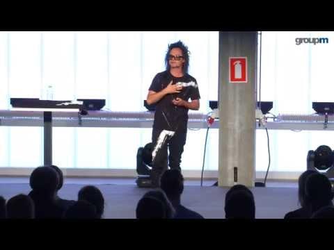 WHAT'S NEXT '15 ILLUMINATE speak - David Shing