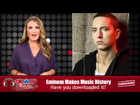 Eminem 'Recovery' Breaks Record With 1 Million Downloads