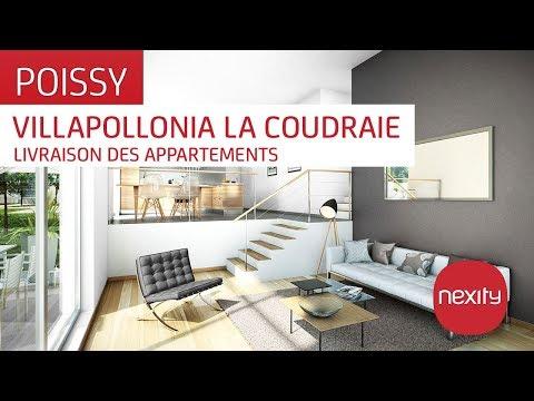 Villapollonia à Poissy - La Coudraie