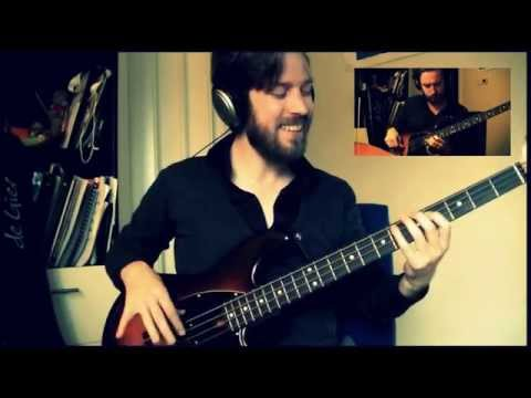 Your Smiling Face (James Taylor) - Bass Cover by...