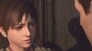 Resident Evil (Remastered) - Walkthrough Part 10 - Saving Rebecca