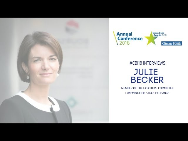 #CBI18: Julie Becker – Head of LGX, Luxembourg Stock Exchange