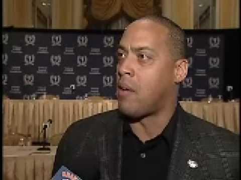 Don McPherson Press Conference - Syracuse Football