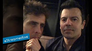 Joey McIntyre Talked to Jordan Knight About His Experience With Invisalign Aligners (streamed live)
