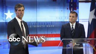Beto ORourke fights to unseat Sen. Ted Cruz in Texas midterm battle