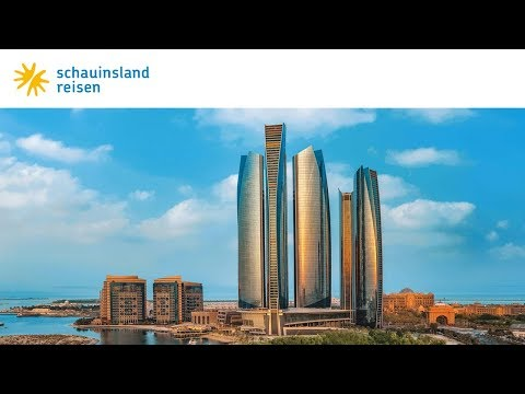 Abu Dhabi, Jumeirah at Etihad Towers