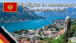 Budva und Kotor, Sehenswürdigkeiten in Montenegro (Balkan Roadtrip, Folge 04)