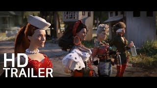 Welcome to Marwen Trailer #1 NEW MOVIE 2018   Movieclips Trailers