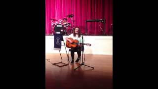 All I Want -Kodaline/Shannon Saunders cover by Evie Matthews
