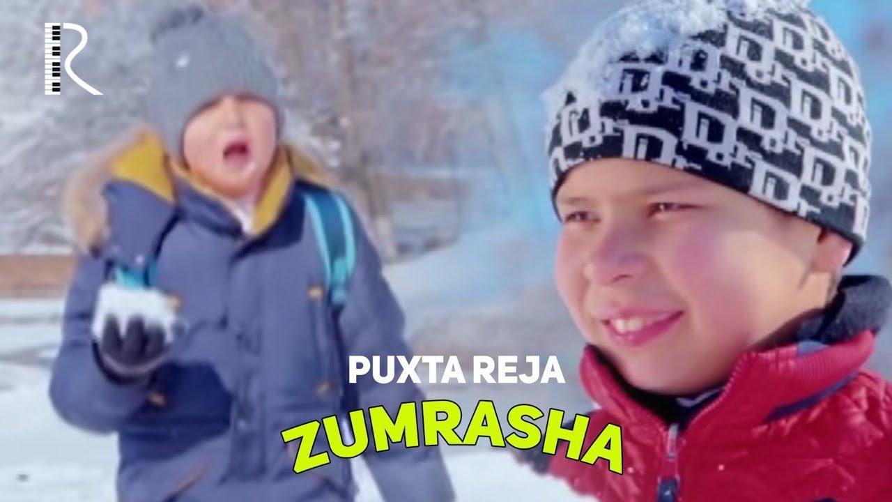 Zumrasha - Puxta reja   Зумраша - Пухта режа #UydaQoling MyTub.uz TAS-IX