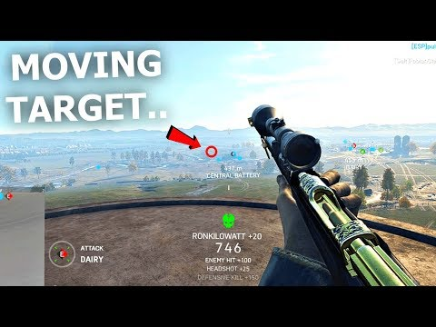 My LONGEST Headshot in Battlefield 5 (moving target as well which is pretty cool and epic) thumbnail