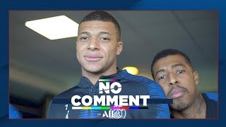 VIDEO: NO COMMENT - ZAPPING DE LA SEMAINE EP.32 with Kylian Mbappé & Timothée Pembele