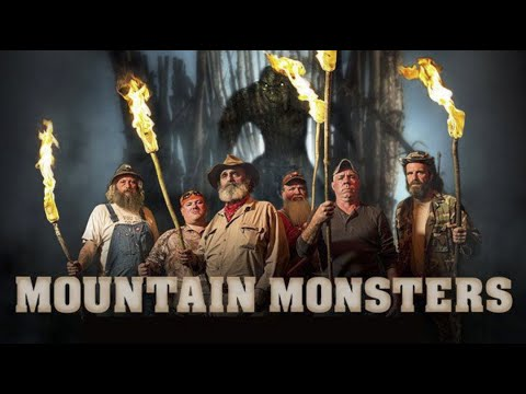 MOUNTAIN MONSTERS - THEME SONG - MUSIC VIDEO!