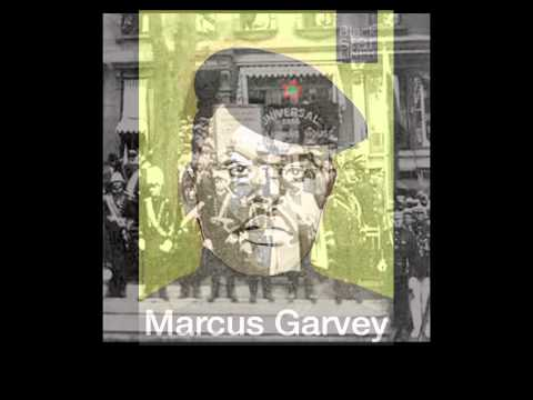 Tribute to Marcus Garvey
