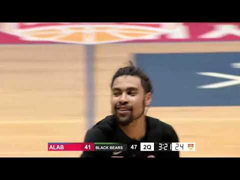 San Miguel Alab v Macau Black Bears | CONDENSED HIGHLIGHTS | 2018-2019 ASEAN Basketball League