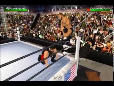 Wrestling Revolution 3D: