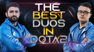 The BEST \u0026 MOST ICONIC Game-Winning Duos in Dota 2 History - Part 1