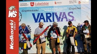 Pstrągowe Mistrzostwa Europy-Varivas Super Trout - Siennica 2019