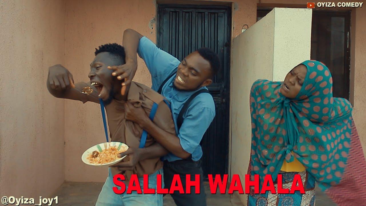 SALLAH WAHALA  - REAL HOUSE COMEDY ft OYIZA COMEDY