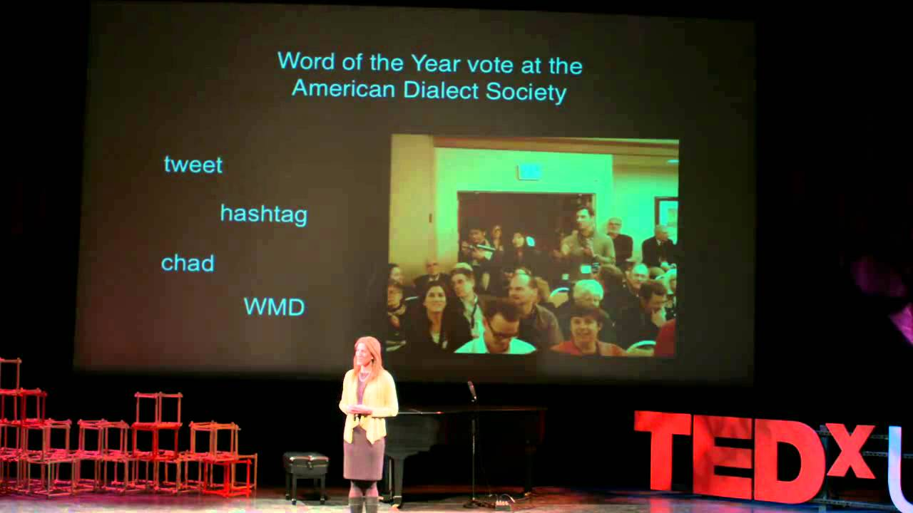 "Anne Curzan: What makes a word ""real""?"