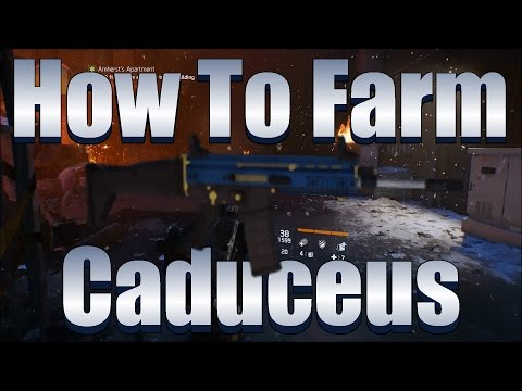 The Division - How To Farm Caduceus After Patch 1.3 (Complete ISAC Esmay Outfit)