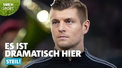 Weltmeister Toni Kroos im exklusiven Corona-Interview | SWR Sport