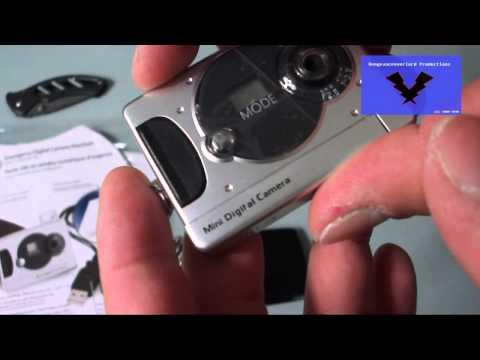 Bell Sports Inc  Emergency Digital Camera Key Chain