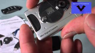 Bell Sports Inc. Emergency Digital Camera Key Chain - Unboxing/Packing - #140