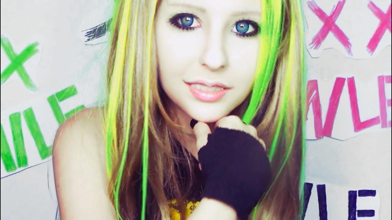 Ariana grande makeup - 2 part 1