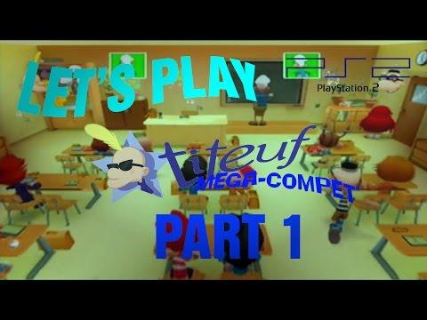 Let's Play - Titeuf Méga Compet' (Part 1)