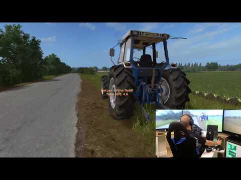 Farming Simulator 17 Ballymoon Castle episode 5