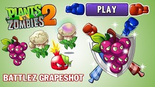 Plant vs Zombies 2 Battlez Grapeshot with Caulipower | Hoa Quả Nổi Giận 2