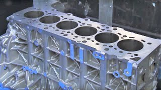 BMW Diesel Engines Production