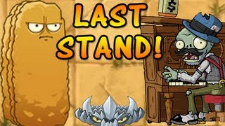 Plants Vs. Zombies 2 - Last Stand 1, 2, 3 / Wild West
