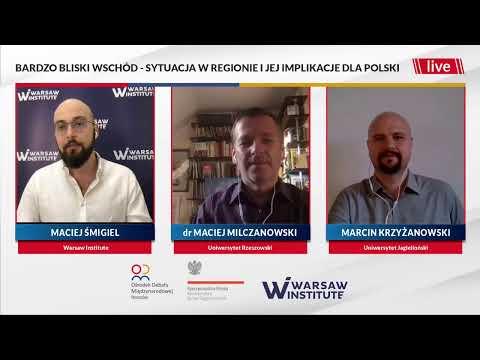 Bardzo Bliski Wschód - sytuacja w regionie i jej implikacje dla Polski